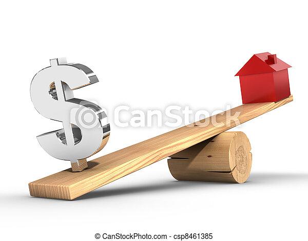 Real Estate - csp8461385