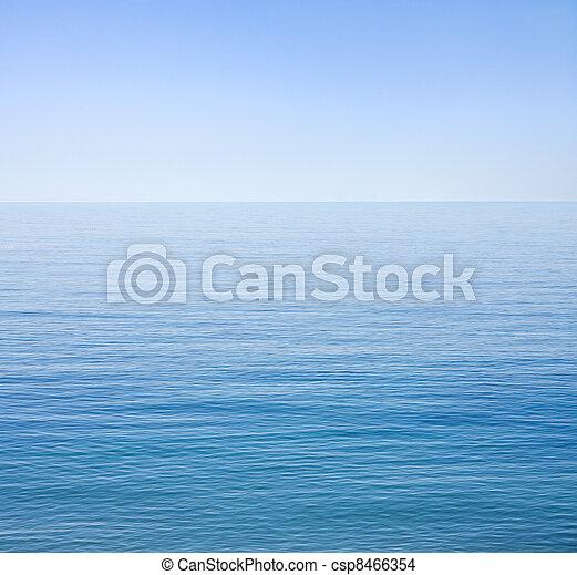 Santa Barbara Channel - csp8466354