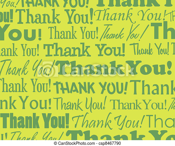 Thank You  - csp8467790