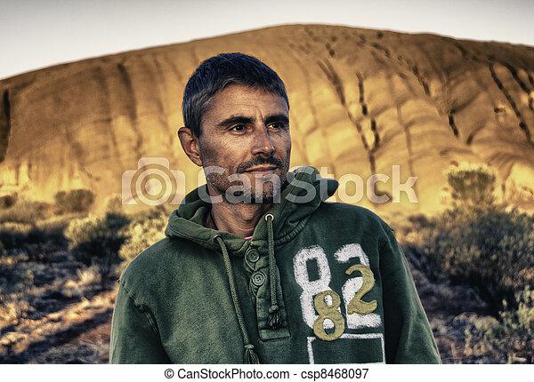 Australian Outback Exploration - csp8468097
