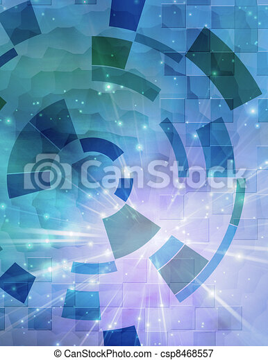Abstract Graphic - csp8468557