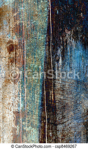 Rusty-colored grunge background - csp8469267