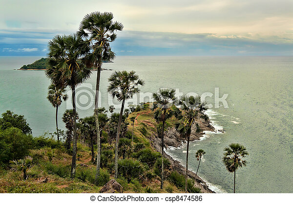 viewpoint of Phuket - csp8474586