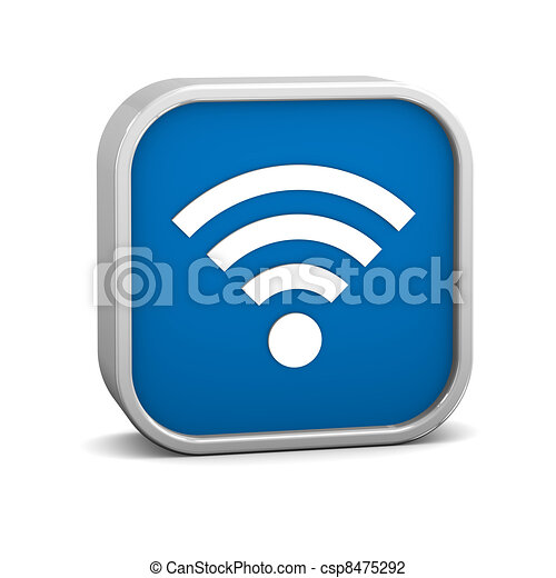 Wireless Sign - csp8475292