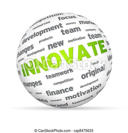 Innovate Sphere - csp8475633