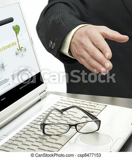 Corporate business - csp8477153
