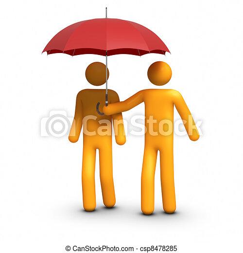 Insurance Agent - csp8478285