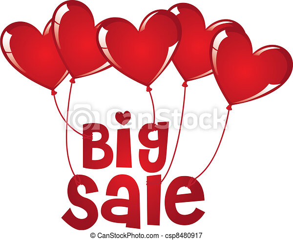 big sale - csp8480917