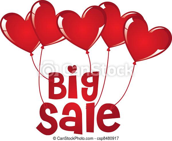 big sale - csp8480917
