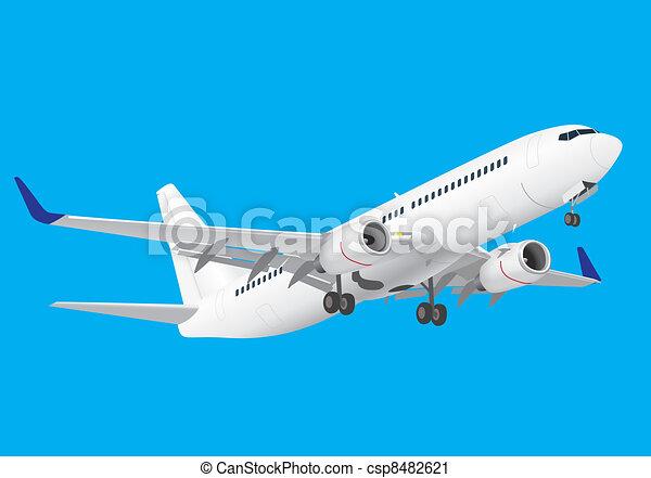 Boeing 737 - csp8482621