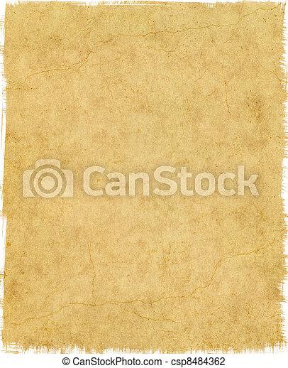 Tattered Edge Paper - csp8484362