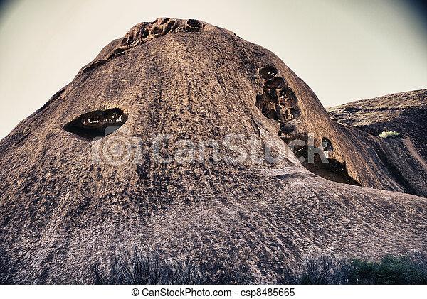 Australian Outback Exploration - csp8485665