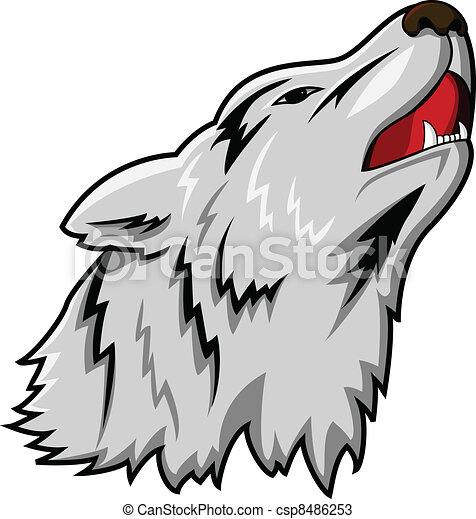 vectors of wolf head vector illustration of gray wolf wolf clipart black and white wolf clip art pictures