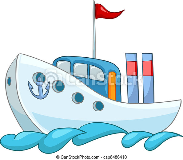 Barcos De Caricaturas Imagui