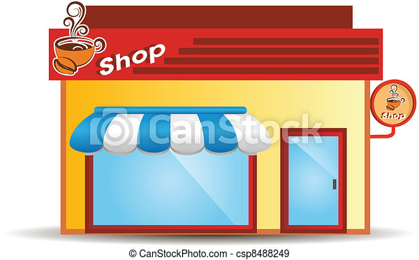 Coffee house Clipart Vector Graphics. 6,883 Coffee house EPS clip ...