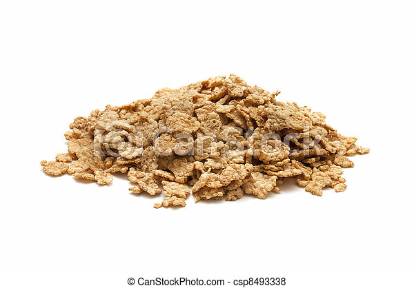 rice and wheat cereals - csp8493338