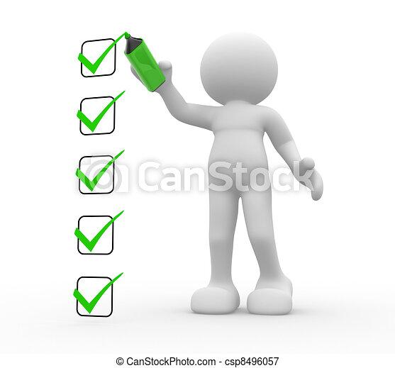 Checklist - csp8496057