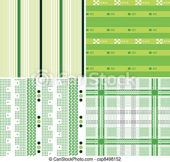 seamless geometric pattern print - csp8498152