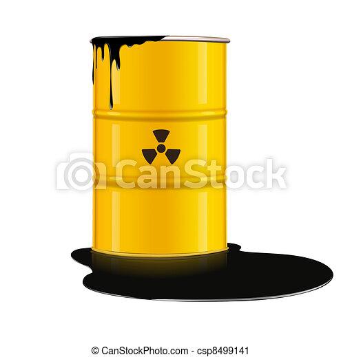 clipart de m tal baril illustration de jaune m tal baril csp8499141 recherchez. Black Bedroom Furniture Sets. Home Design Ideas