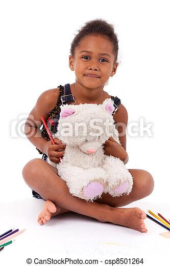 africano pequeño