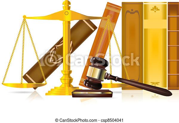 justice concept - csp8504041