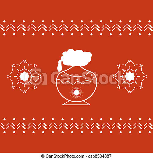 Design indian festival pongal pot and csp8504887 search