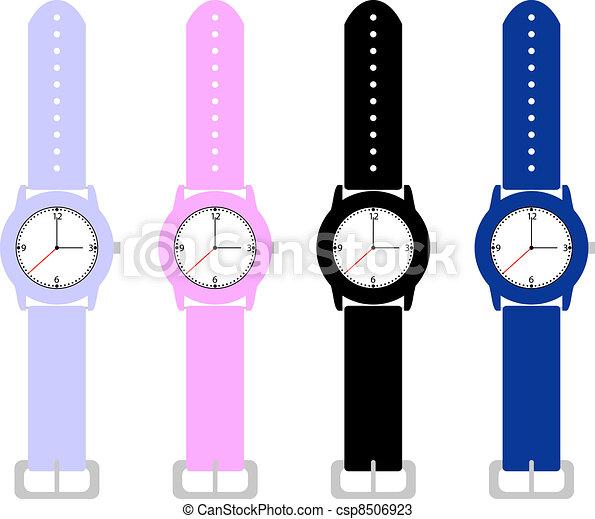 Set of Kids Wrist Watches - csp8506923