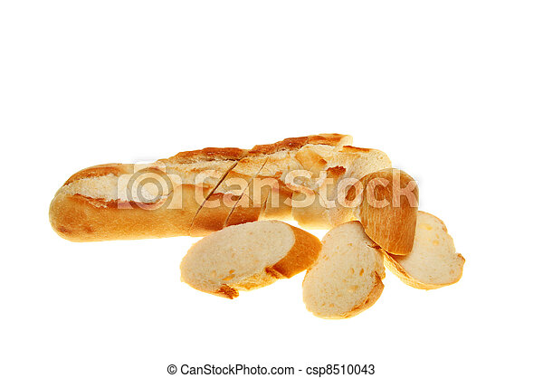 Sliced baguette - csp8510043