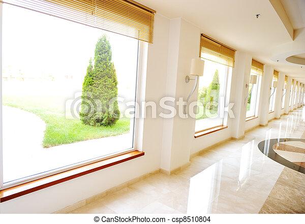 Corridor with nobody - csp8510804