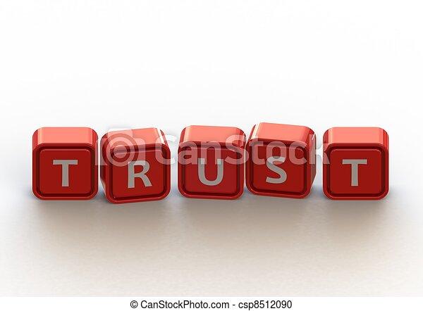 Cubes: trust - csp8512090