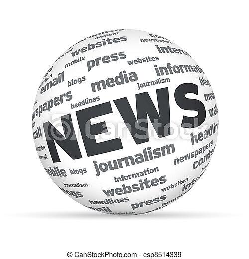 News Sphere - csp8514339