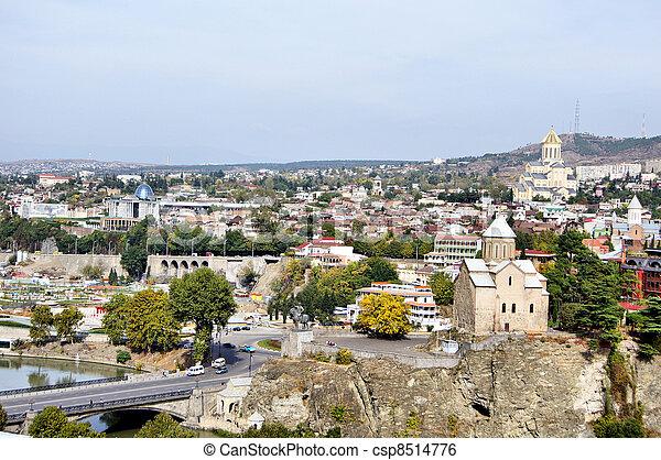 Tbilisi churches - csp8514776