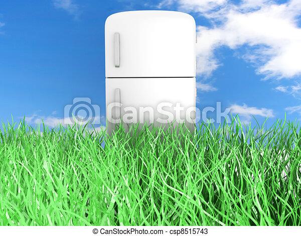Ecologic Refrigerator - csp8515743
