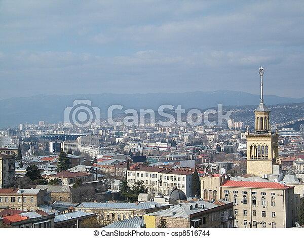 Old Tbilisi - csp8516744