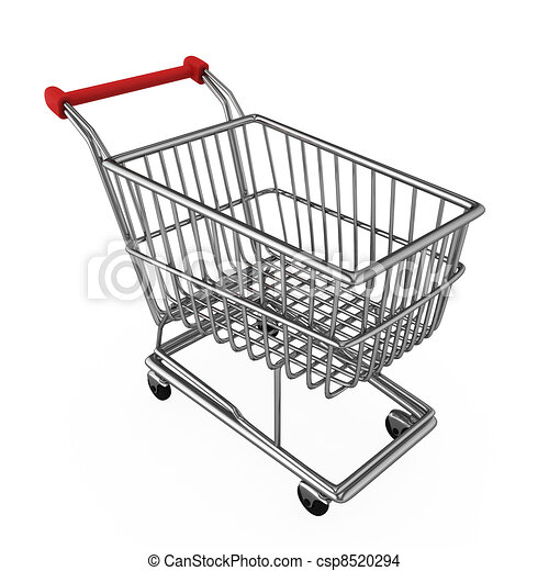 Shopping Cart - csp8520294