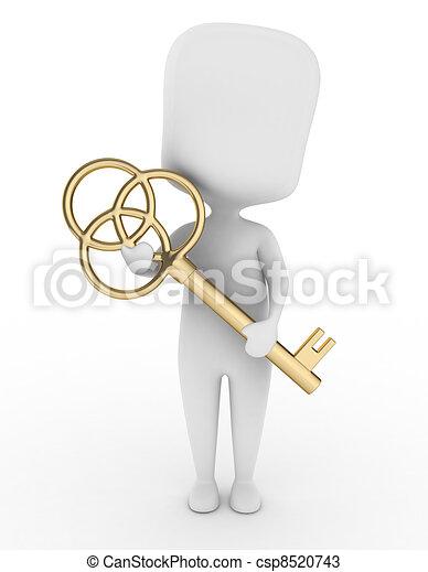 Golden Opportunity - csp8520743