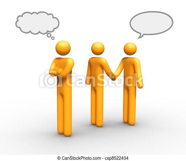 Relationship Difficulties - csp8522434