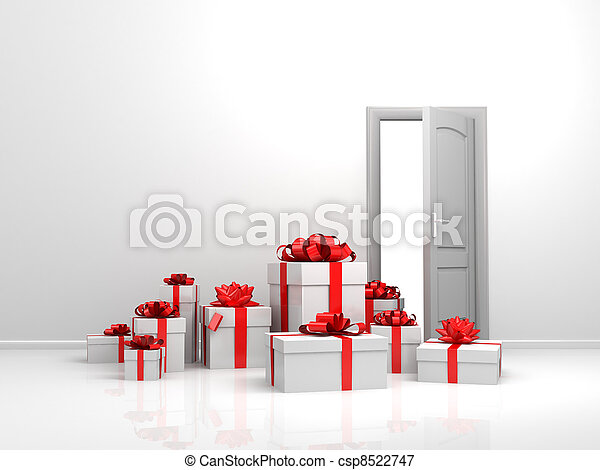 Holiday sales concept. - csp8522747