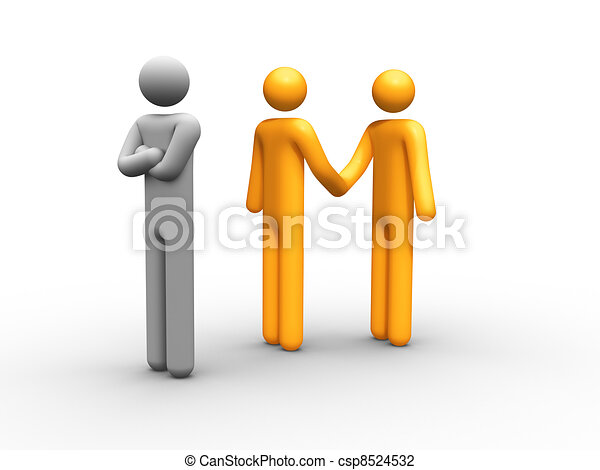 Relationship Difficulties - csp8524532