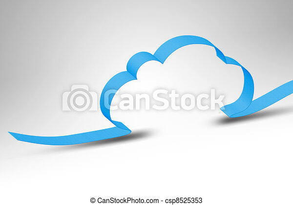 cloud computing - csp8525353