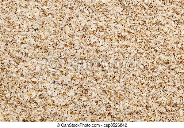 psyllium seed husks - csp8526842