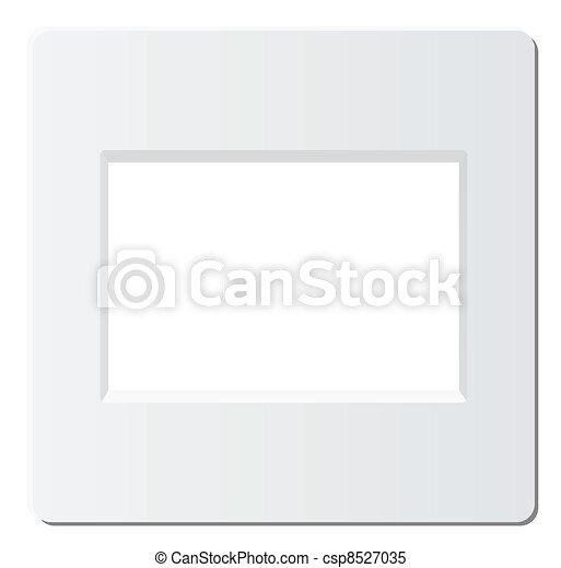 slide photo frame - csp8527035