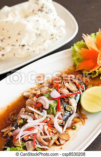 Thai style picy saba - csp8530208