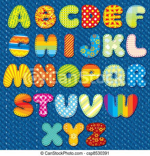 Handmade Stitches Font - csp8530391