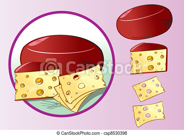Cheese with chees