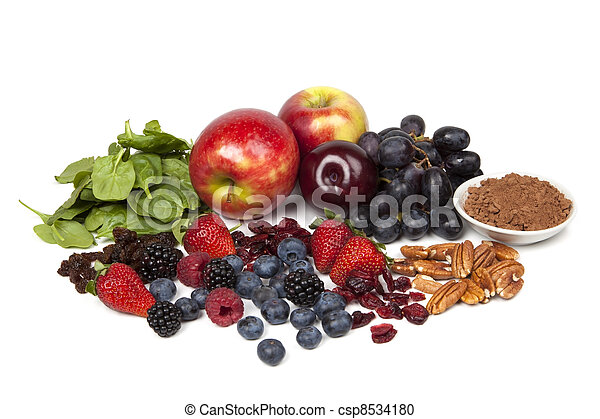 Antioxidants - csp8534180