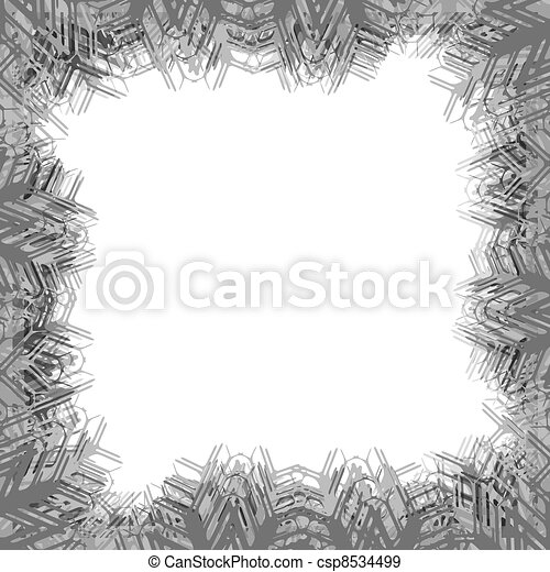monochromatic abstract background - csp8534499