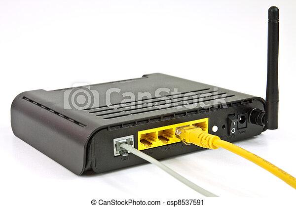 ADSL modem - csp8537591