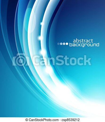 Business creative abstract background - csp8539212