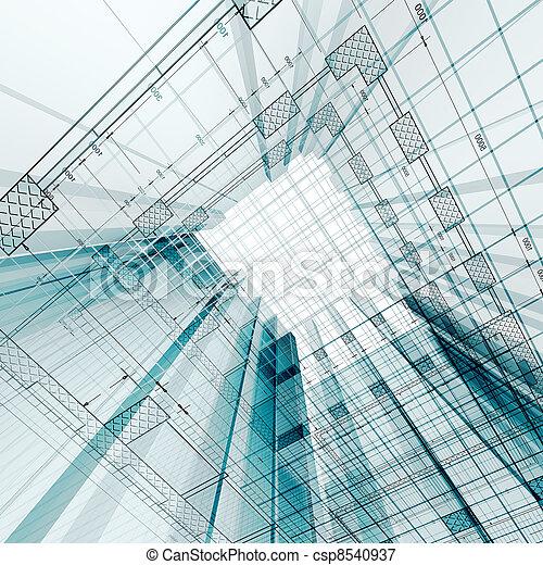 Architecture engineering - csp8540937